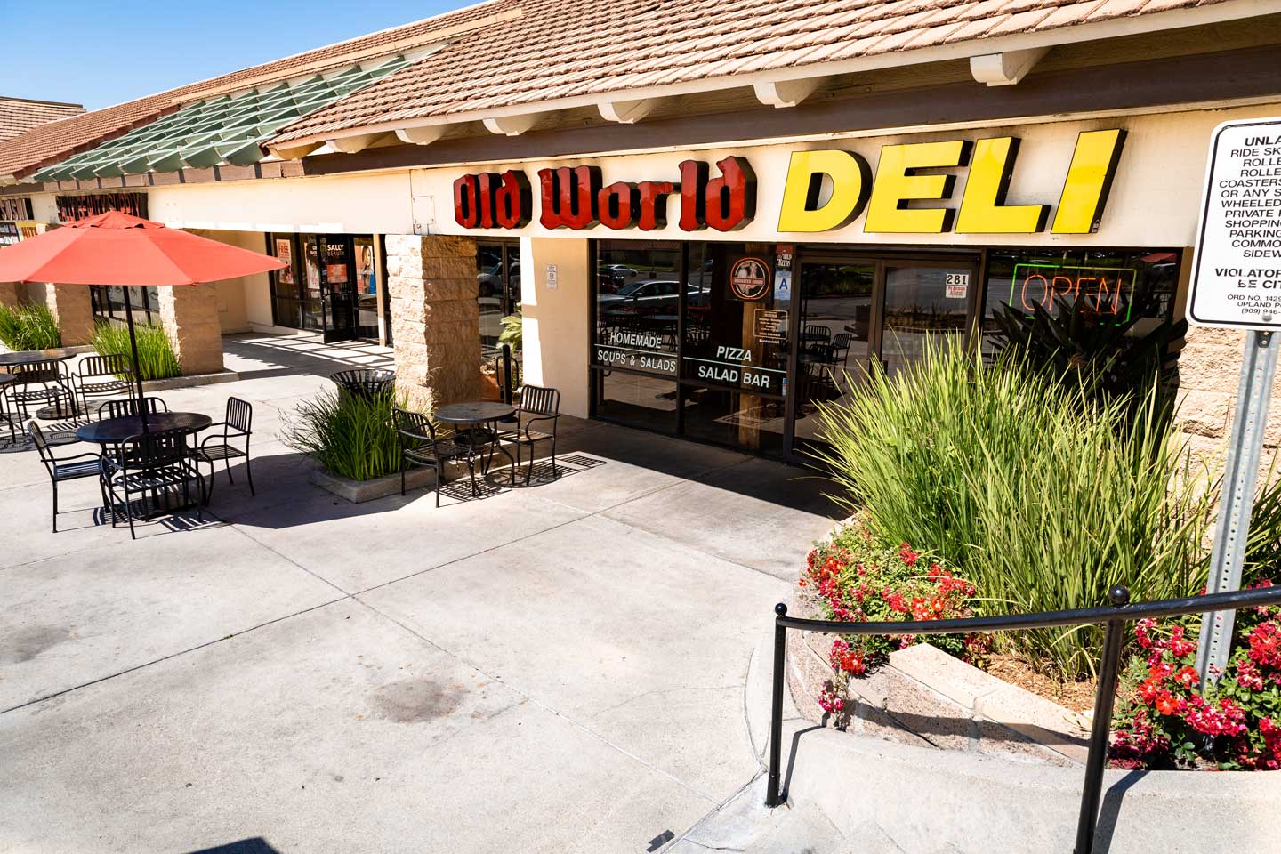 Old World Deli Upland California
