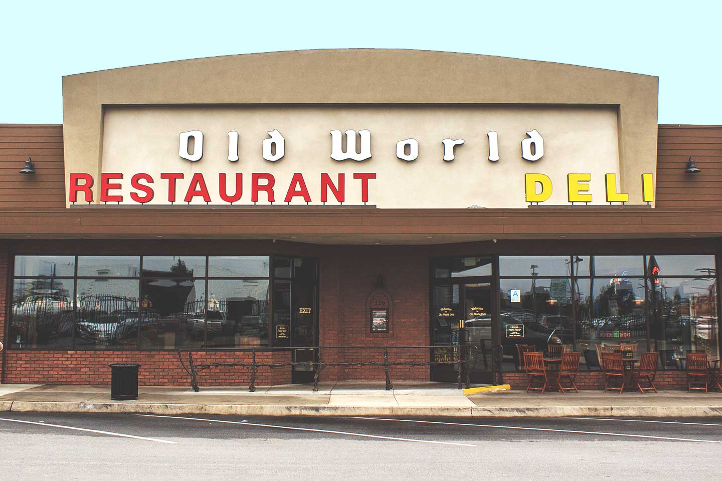 Old World Deli Covina California